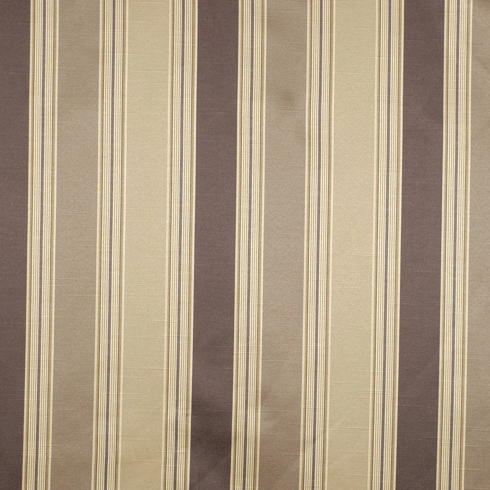 WICKER-TWINE-TERRAIN Dobson Stripe Fabric - Twine