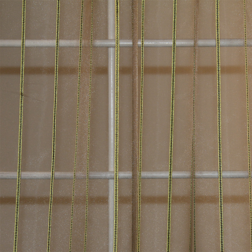 MODERN SHEERS Sheer Tracks Fabric - Palm