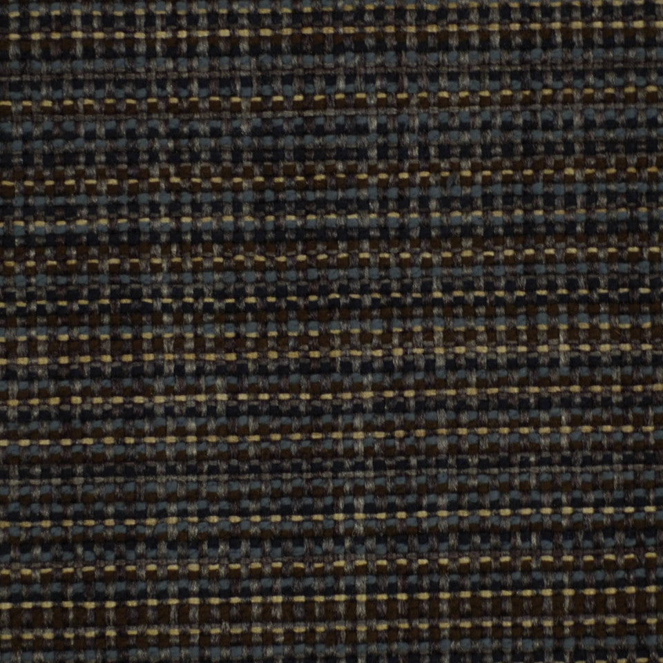 TOURMALINE-INDIGO-MULBERRY Relaxed Hues Fabric - Indigo