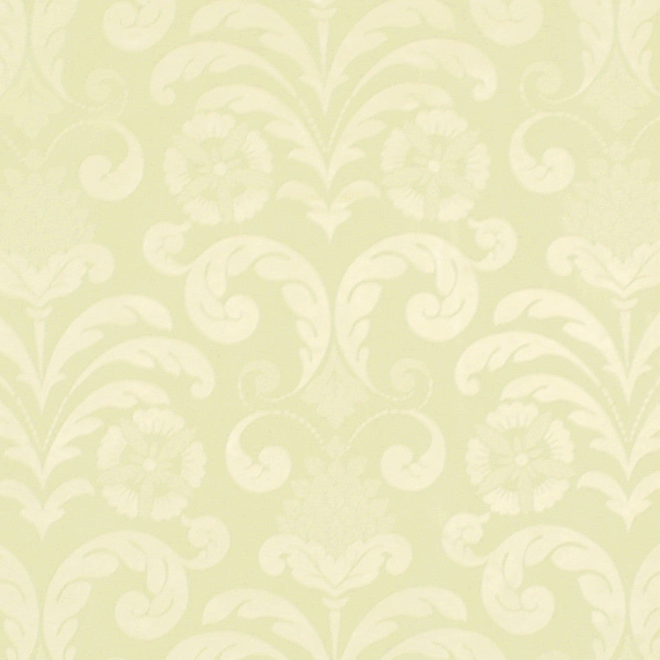 SUMMER Lady Slipper Fabric - Antique White