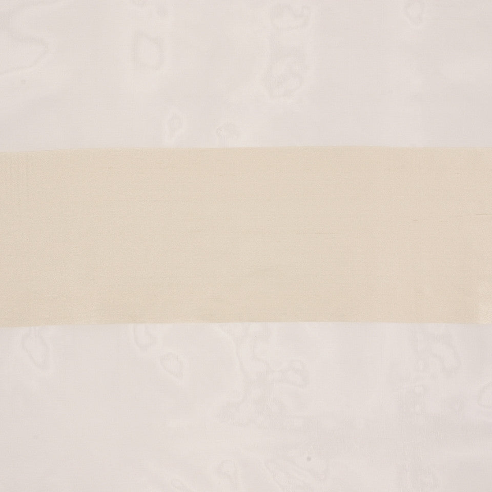 SERENE Glimmer Row Fabric - Dove