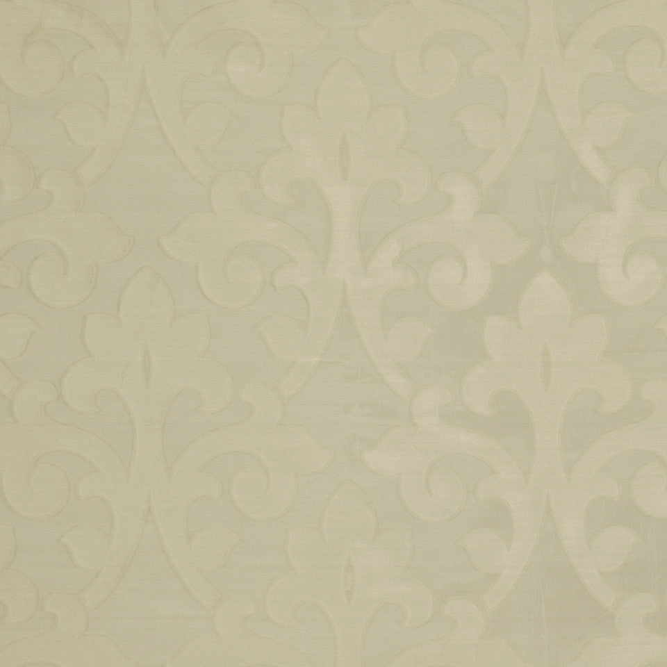 SERENE Harkness Fabric - Pearl