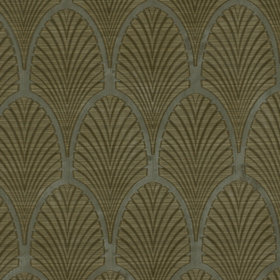 RUSTIC Le Veque Fabric - Fog