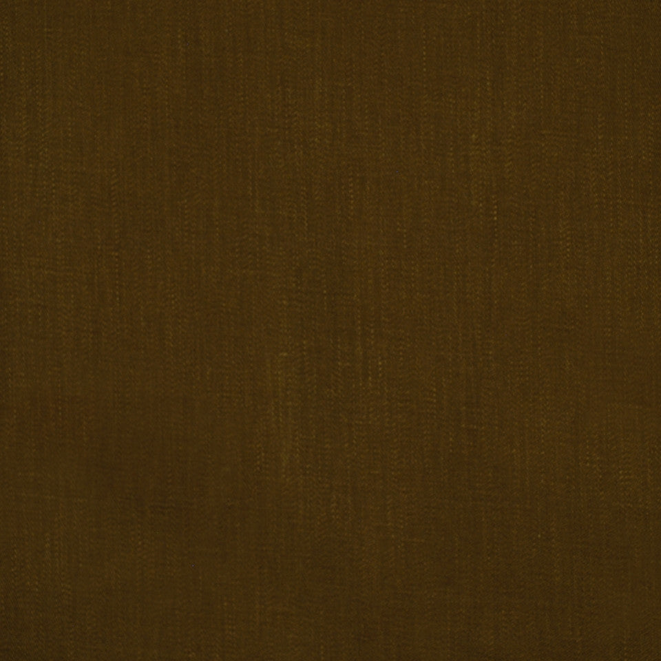 RUSTIC Havre Fabric - Warm Brown