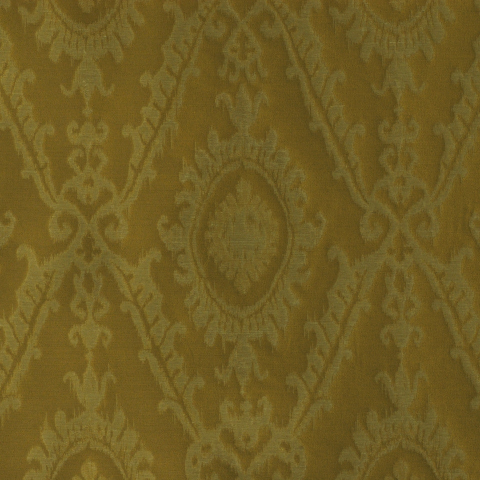 RUSTIC Draffenville Fabric - Gold Leaf
