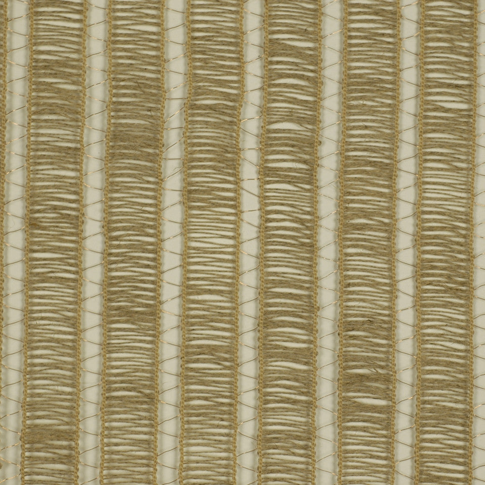 SERENE Coggeshall Fabric - Linen