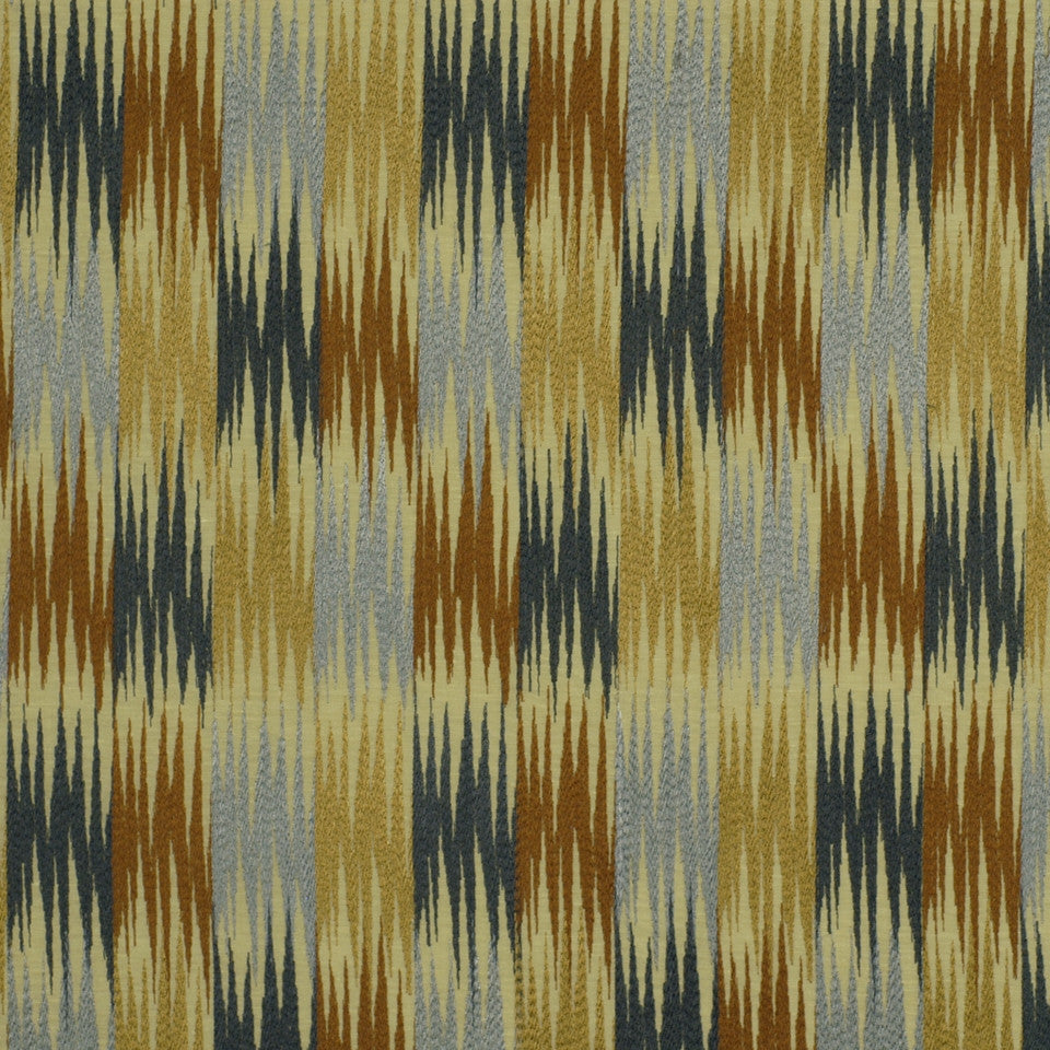 RUSTIC Dunes Wind Fabric - Nutmeg