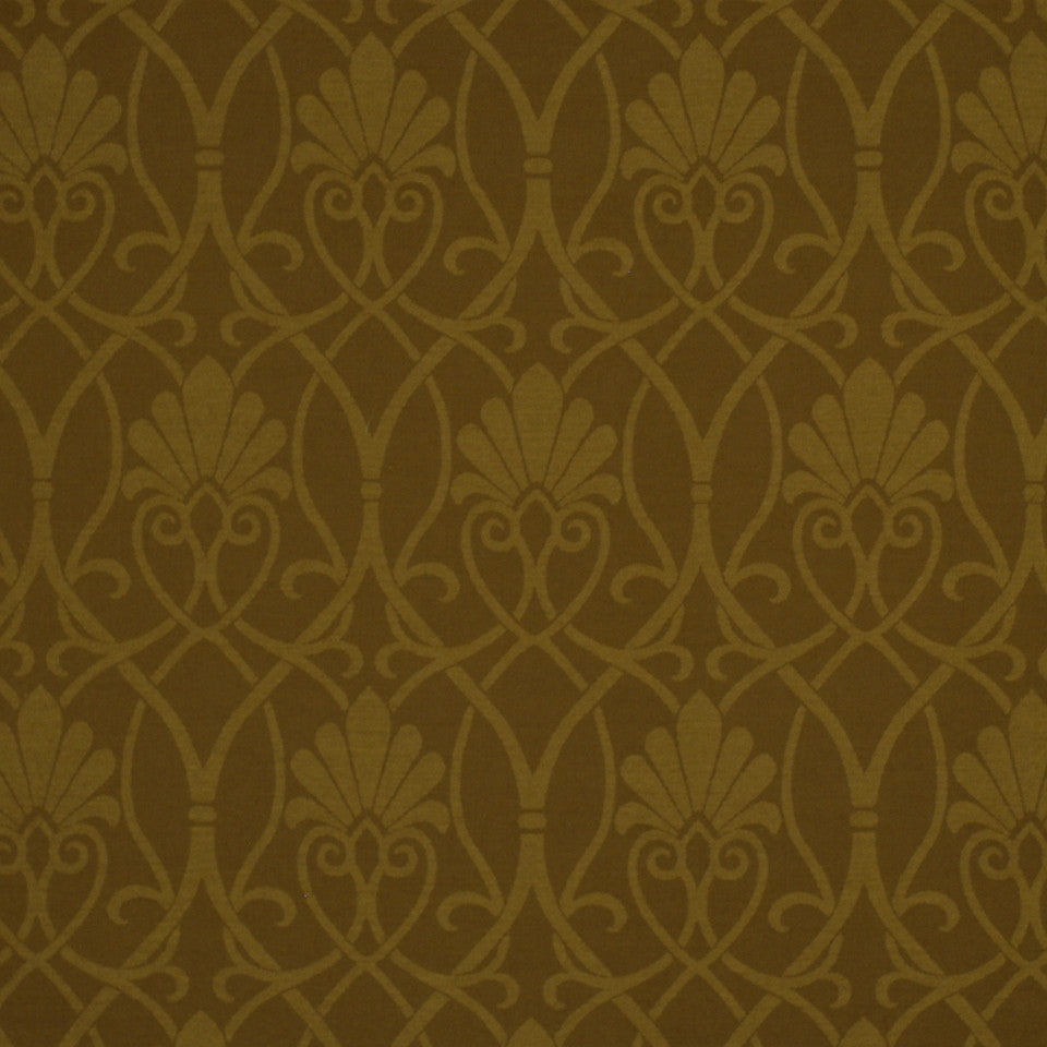 RUSTIC Entwined Fabric - Nutmeg