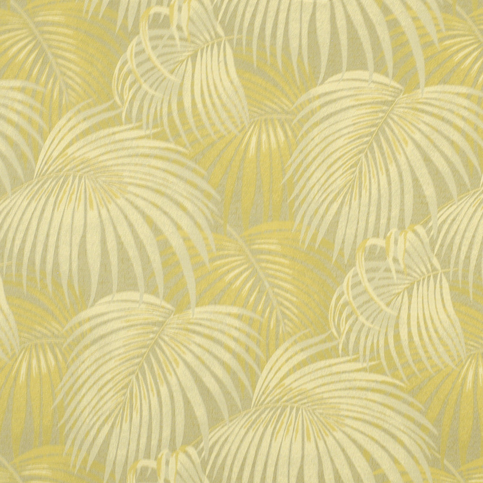 DOCKSIDE Flowing Palms Fabric - Surf