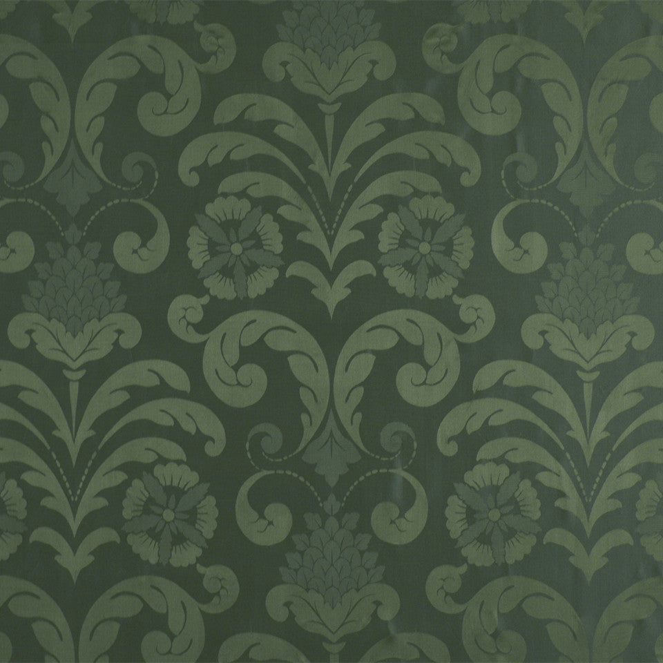 FALL Lady Slipper Fabric - Tourmaline
