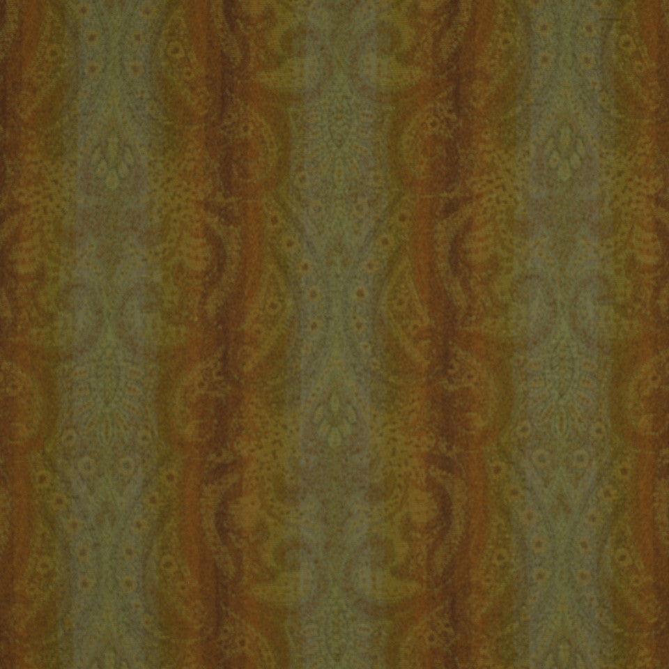 RUSTIC Muted Tones Fabric - Paprika