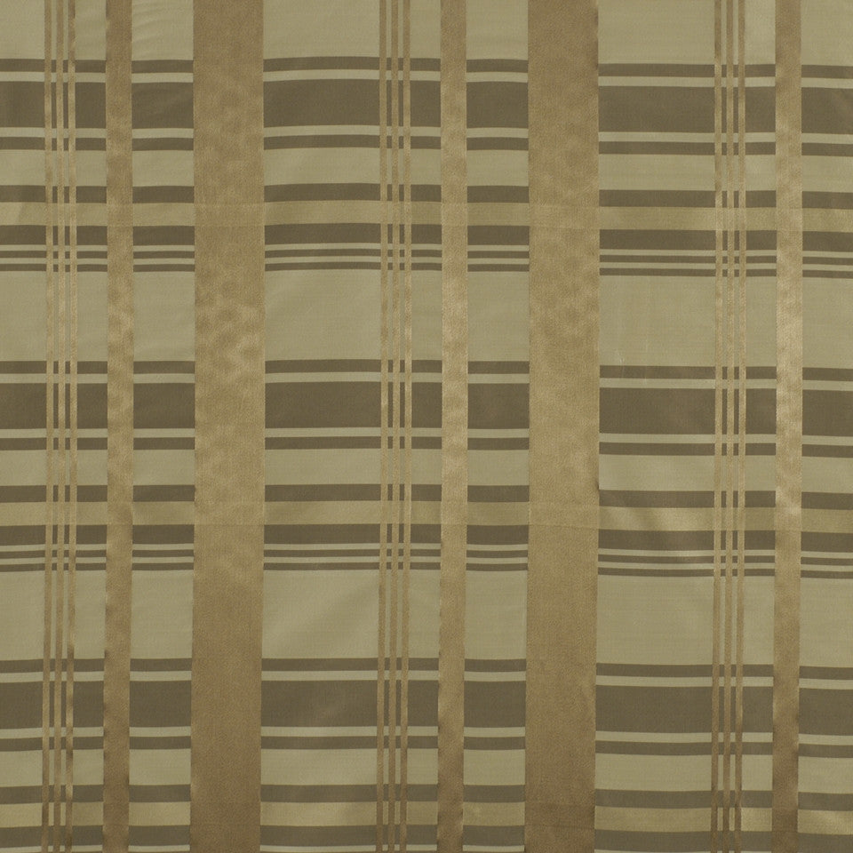 WINTER Plaid Way Fabric - Nickel