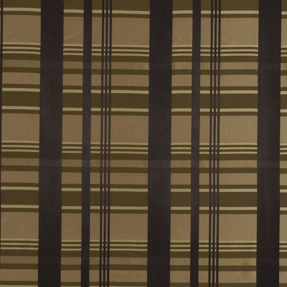WINTER Plaid Way Fabric - Onyx