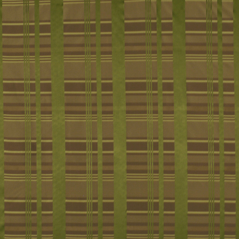 FALL Plaid Way Fabric - Moss