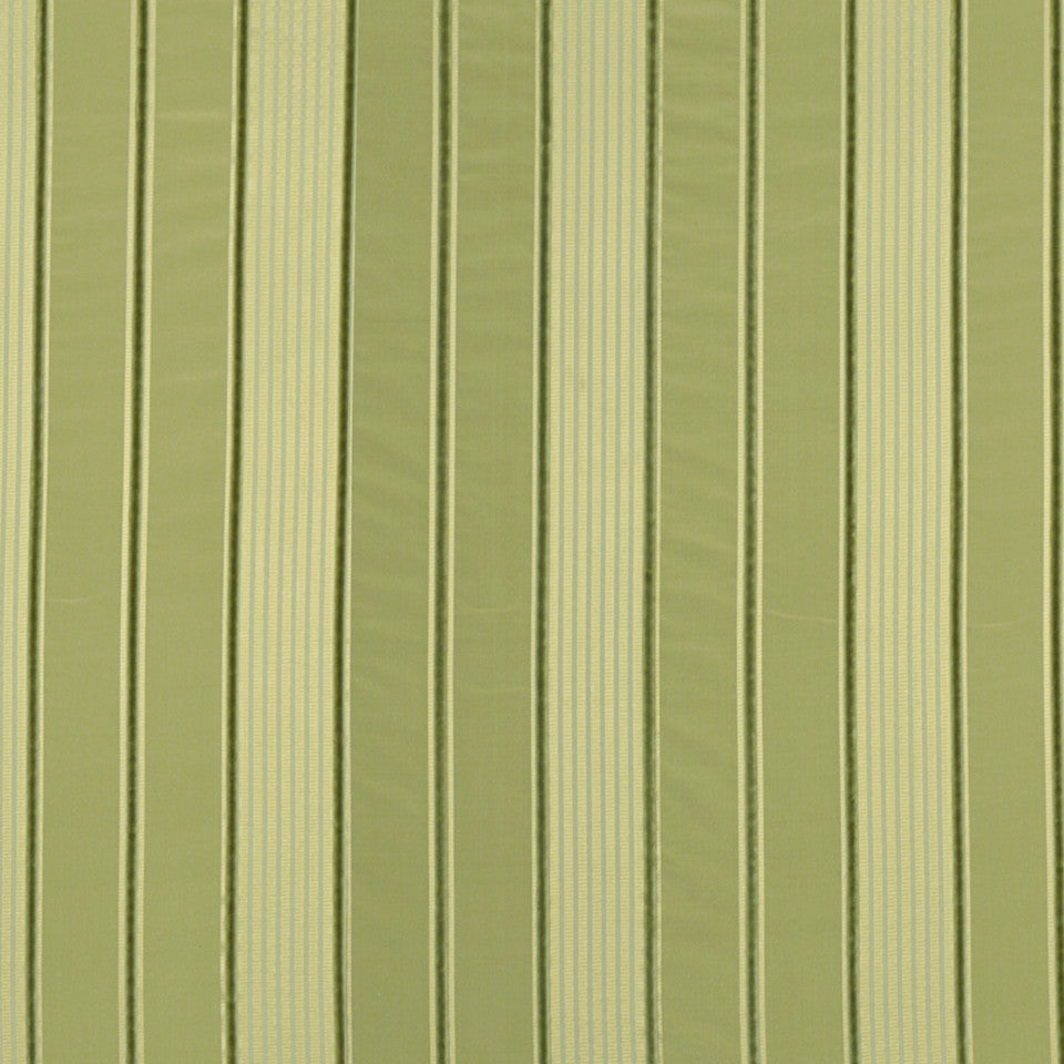 SUMMER Cane Motif Fabric - Tea Green