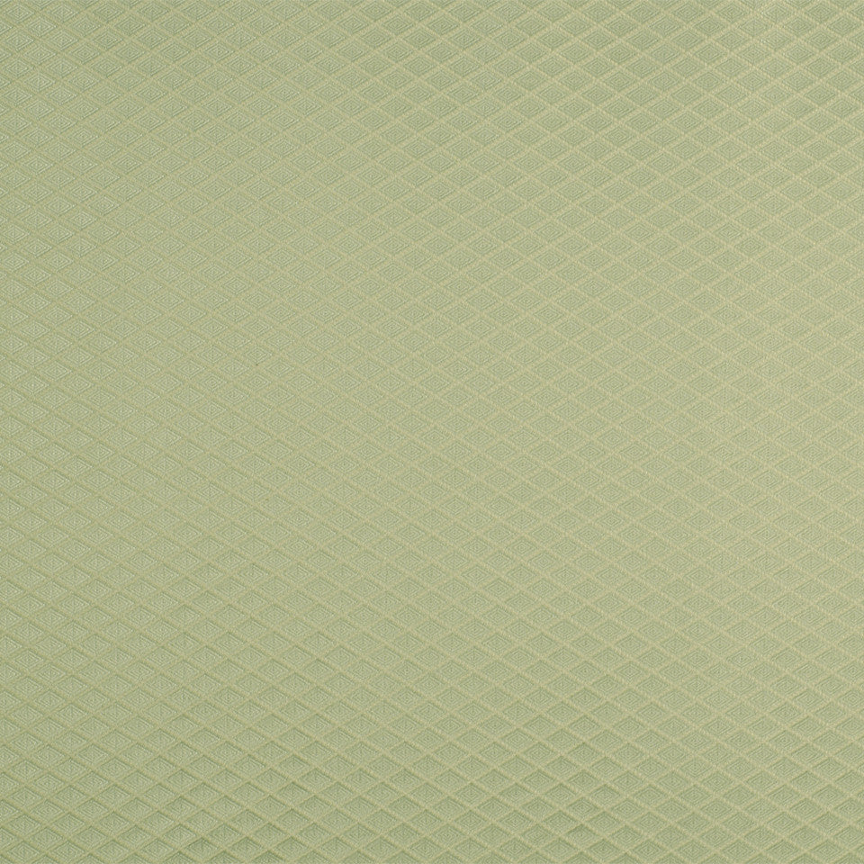SPRING Diamond Shapes Fabric - Celadon