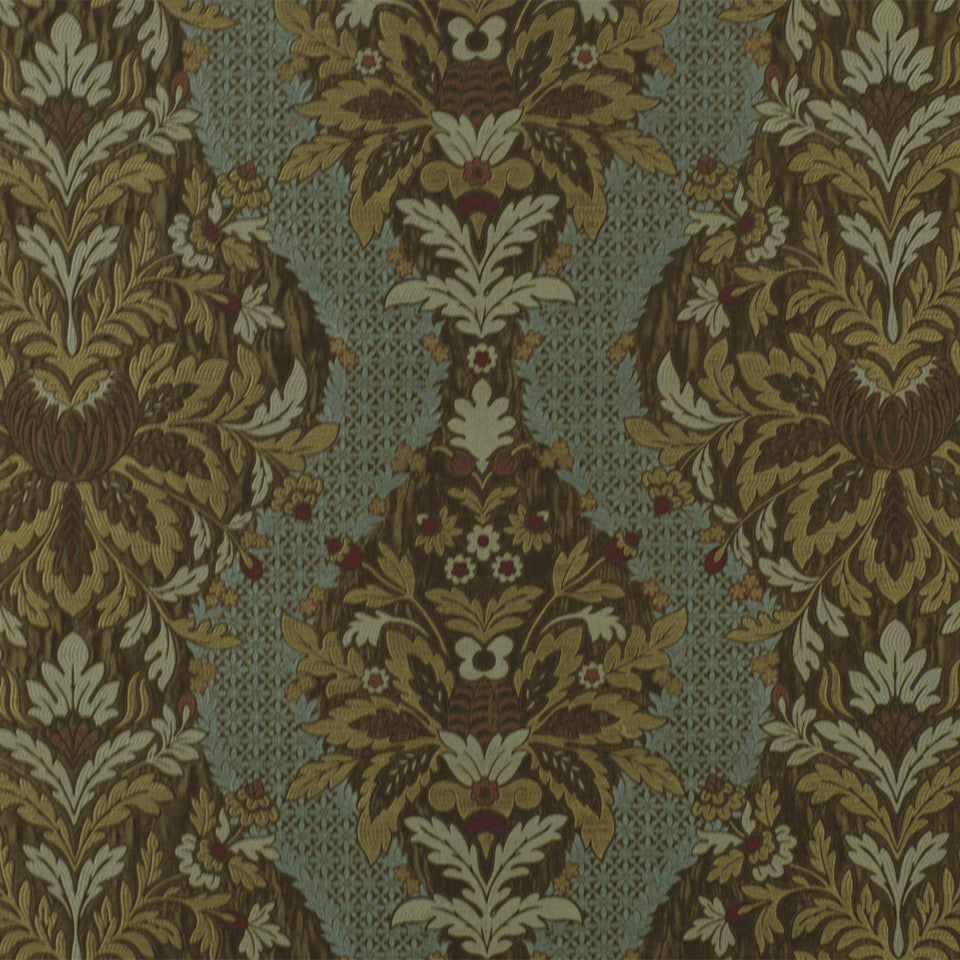 FALL Monsoon Garden Fabric - Tourmaline