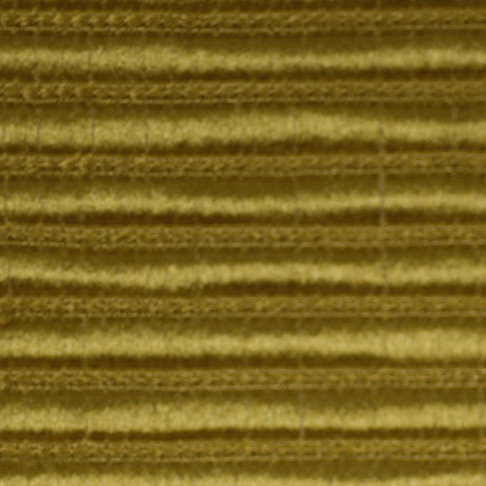 FALL Ribbed Rows Fabric - Honey