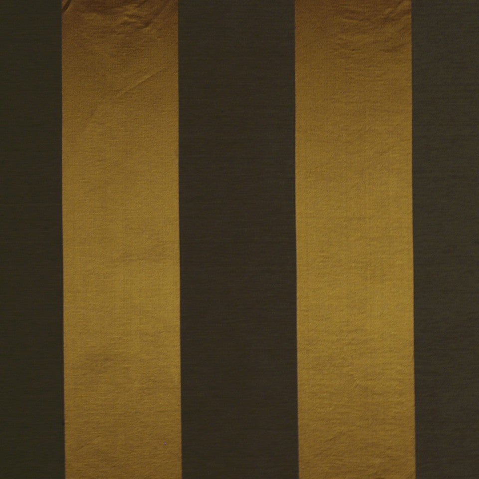 FALL Satin Fringe Fabric - Copper