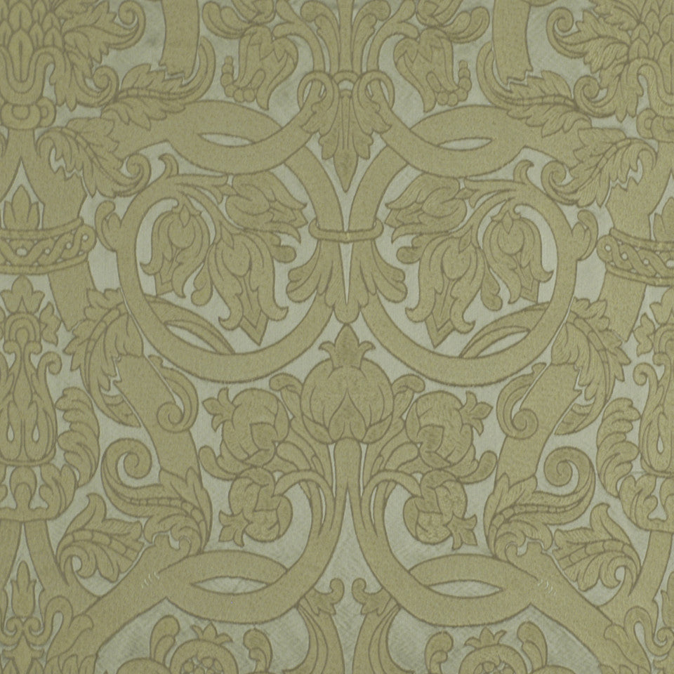 SUMMER Tuscan Majesty Fabric - Champagne Ice