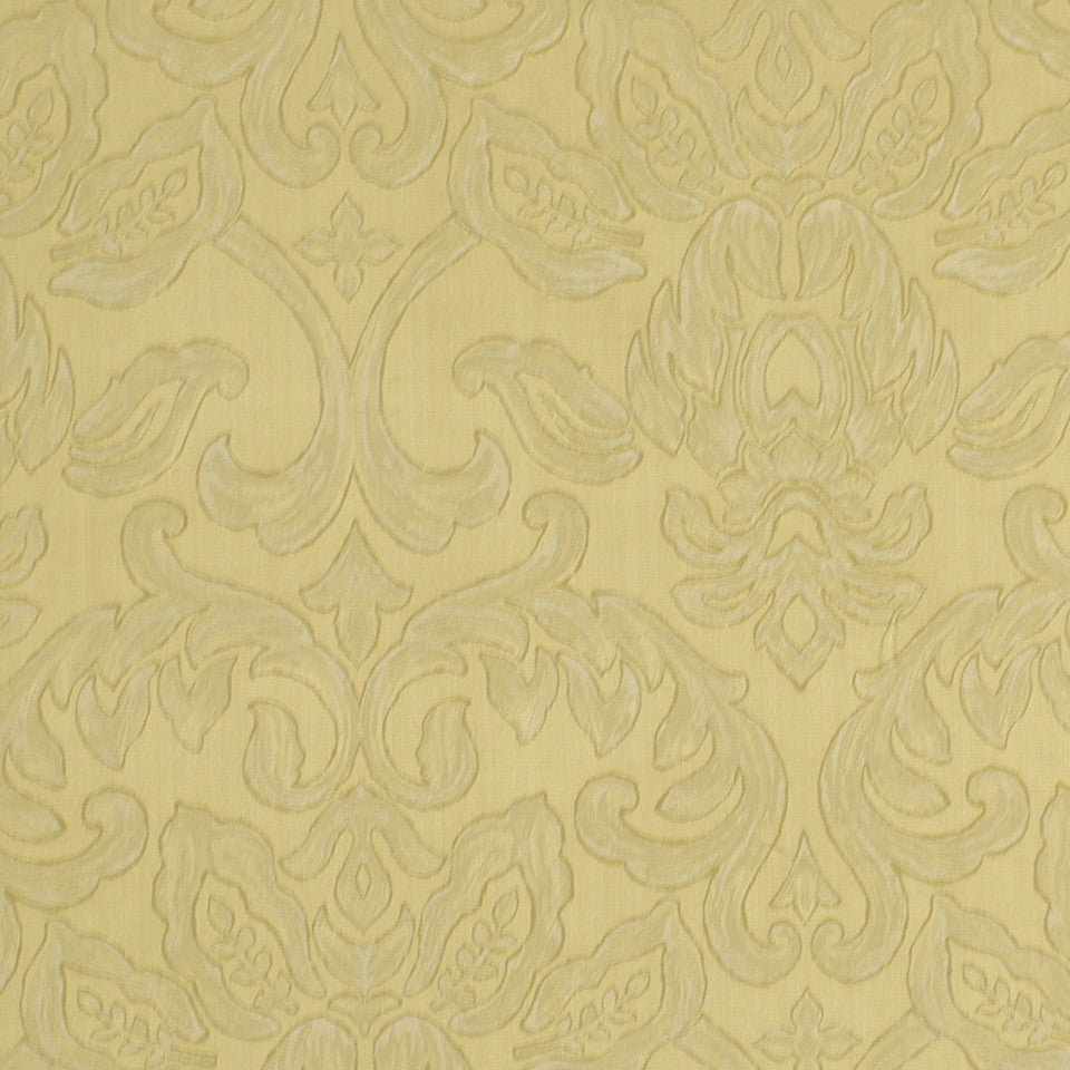 SPRING Ingleside Fabric - Golden Straw