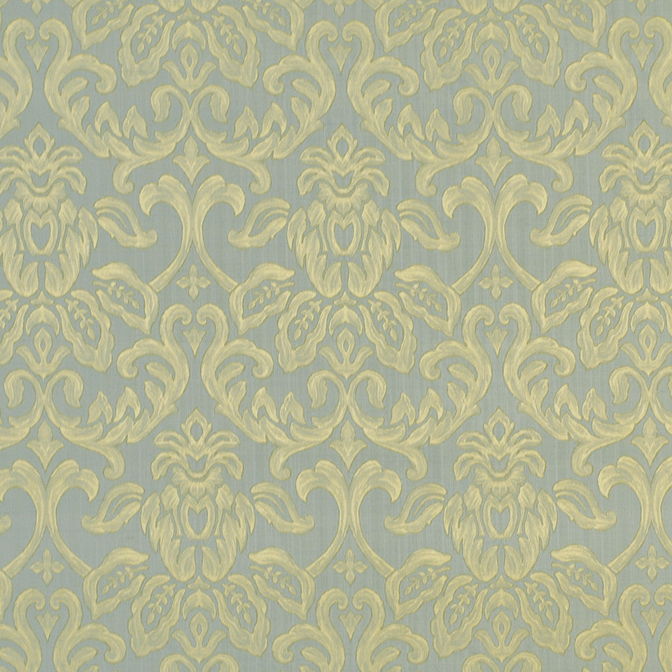 SUMMER Ingleside Fabric - Lake Blue