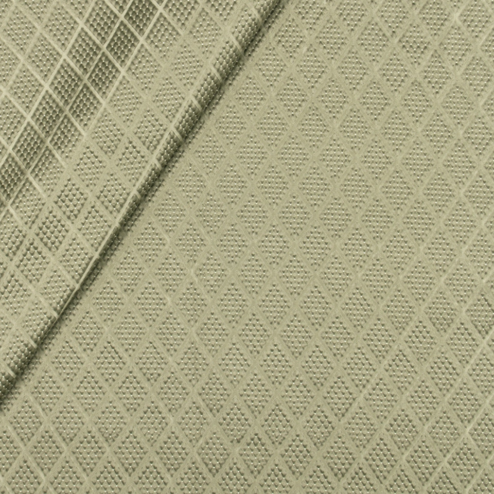 SILK JACQUARDS & EMBROIDERIES I Romandie Fabric - Mica