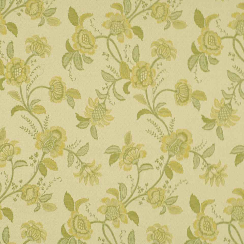 SUMMER Pennine Fabric - Leaf