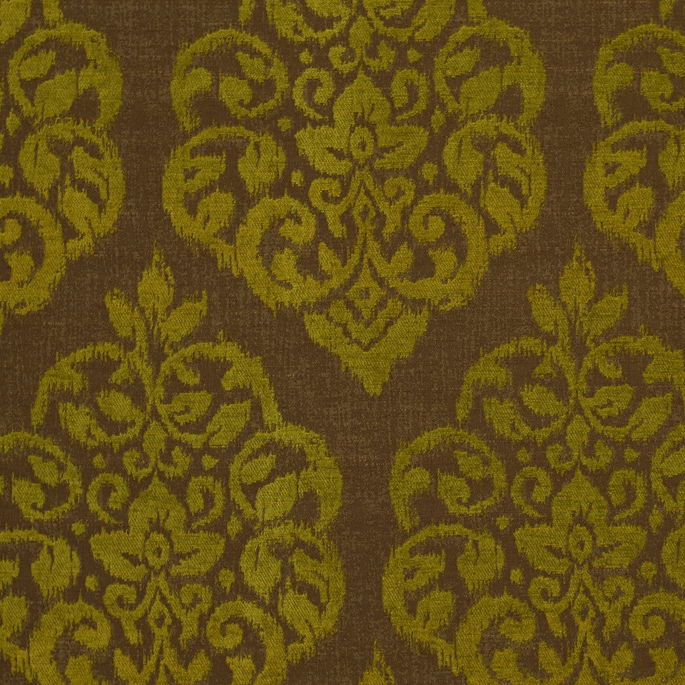EXCURSIONS Cantorial Fabric - Wasabi