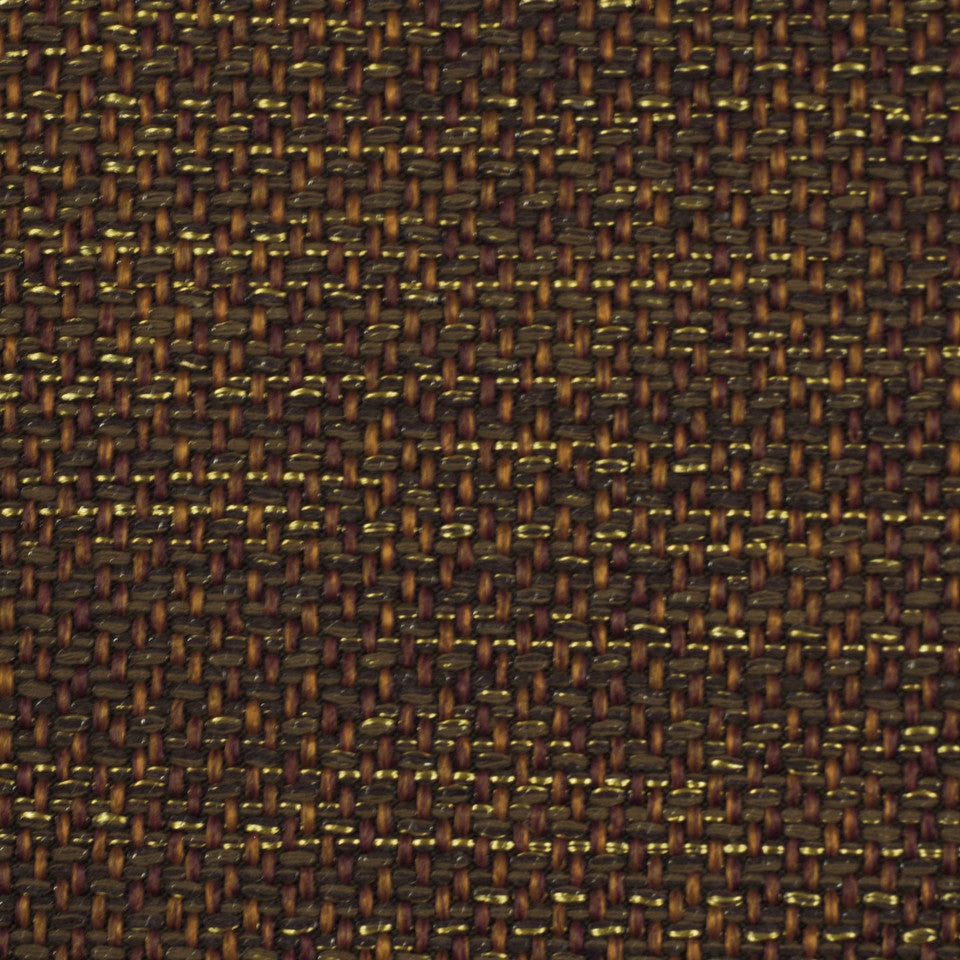CORPORATE BINDER: UPHOLSTERY SOLIDS AND TEXTURES/ECO UPHOLSTERY II Metal Weave Fabric - Copper