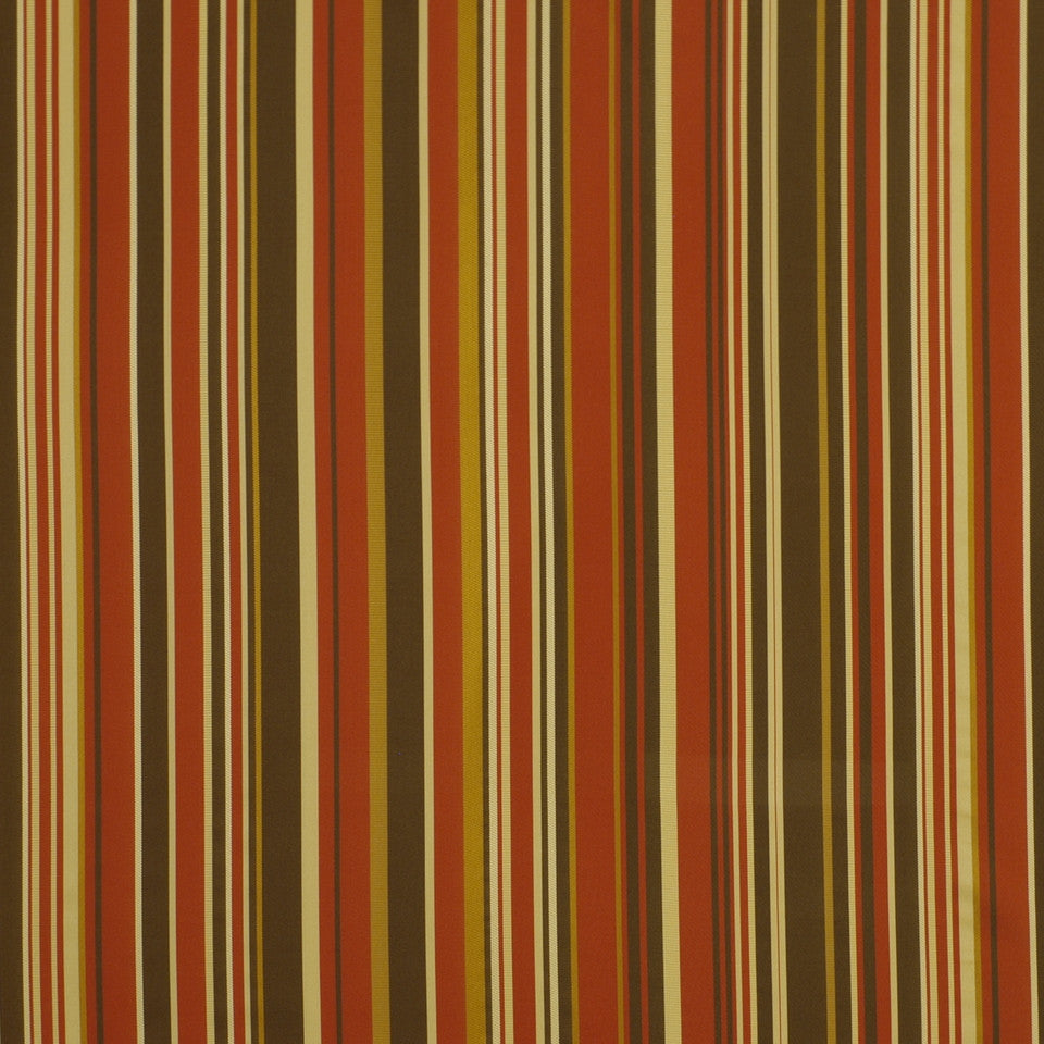EXCURSIONS Clean Lines Fabric - Flame