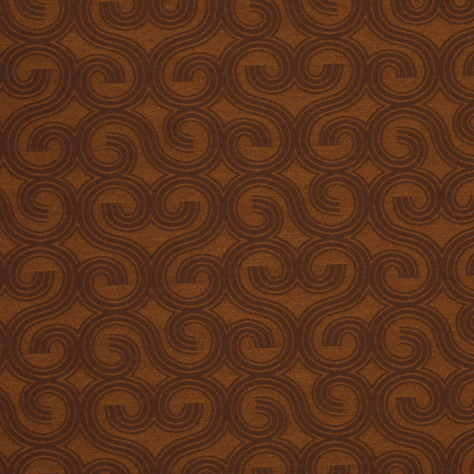EXCURSIONS Cochlear Fabric - Copper