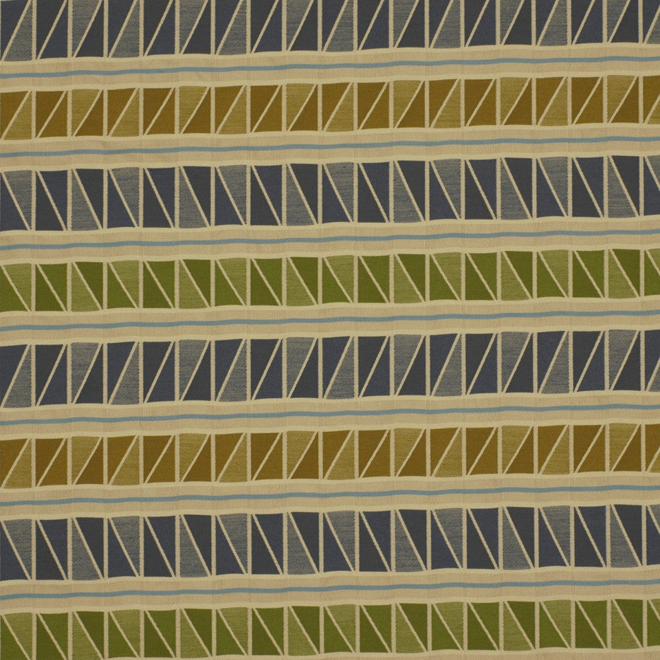 Savannah Way Fabric - Tide