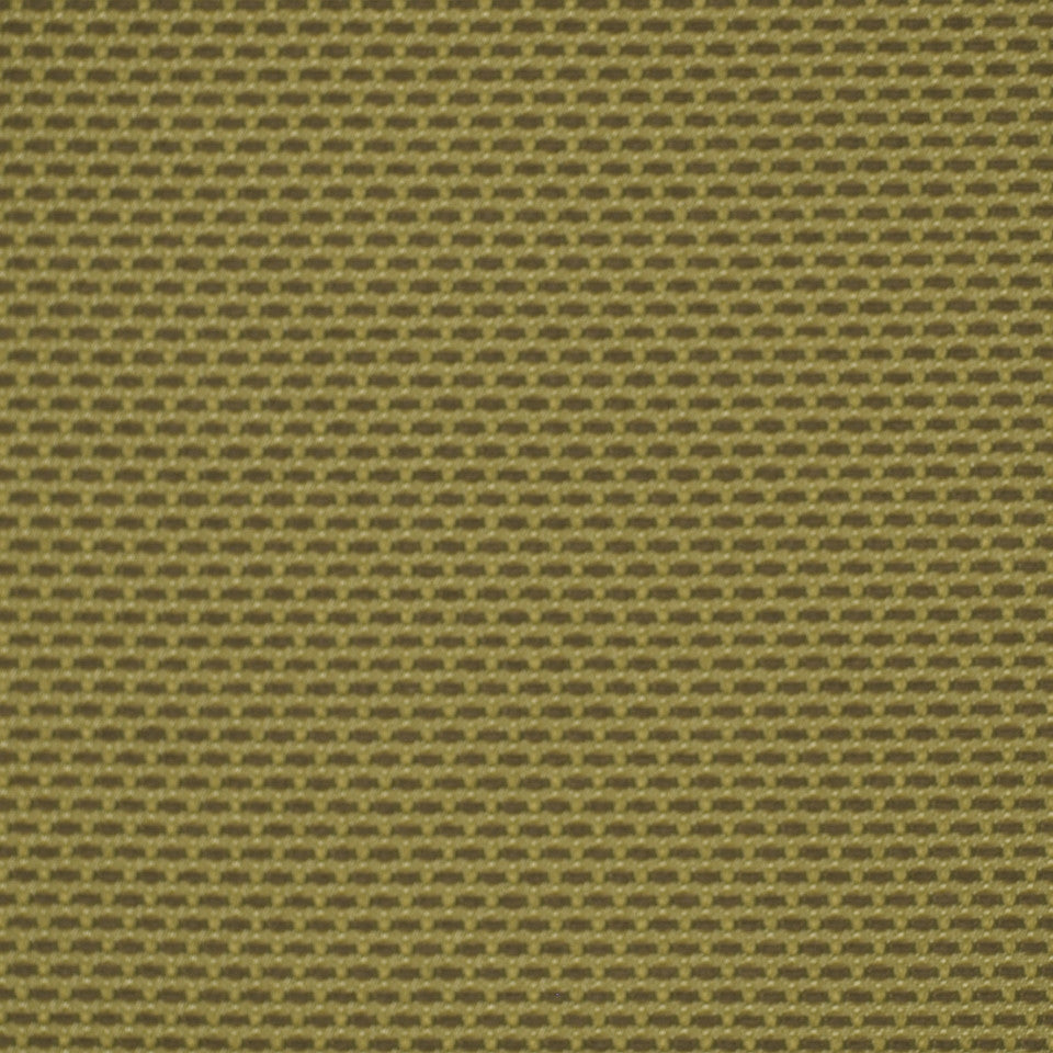 CORPORATE BINDER: UPHOLSTERY SOLIDS AND TEXTURES/ECO UPHOLSTERY II Basket Stitch Fabric - Gold