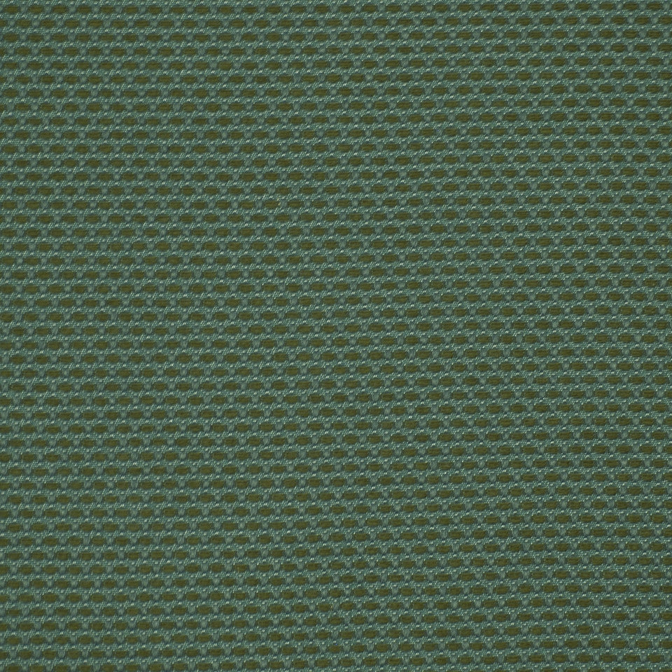 CORPORATE BINDER: UPHOLSTERY SOLIDS AND TEXTURES/ECO UPHOLSTERY II Basket Stitch Fabric - Tidal