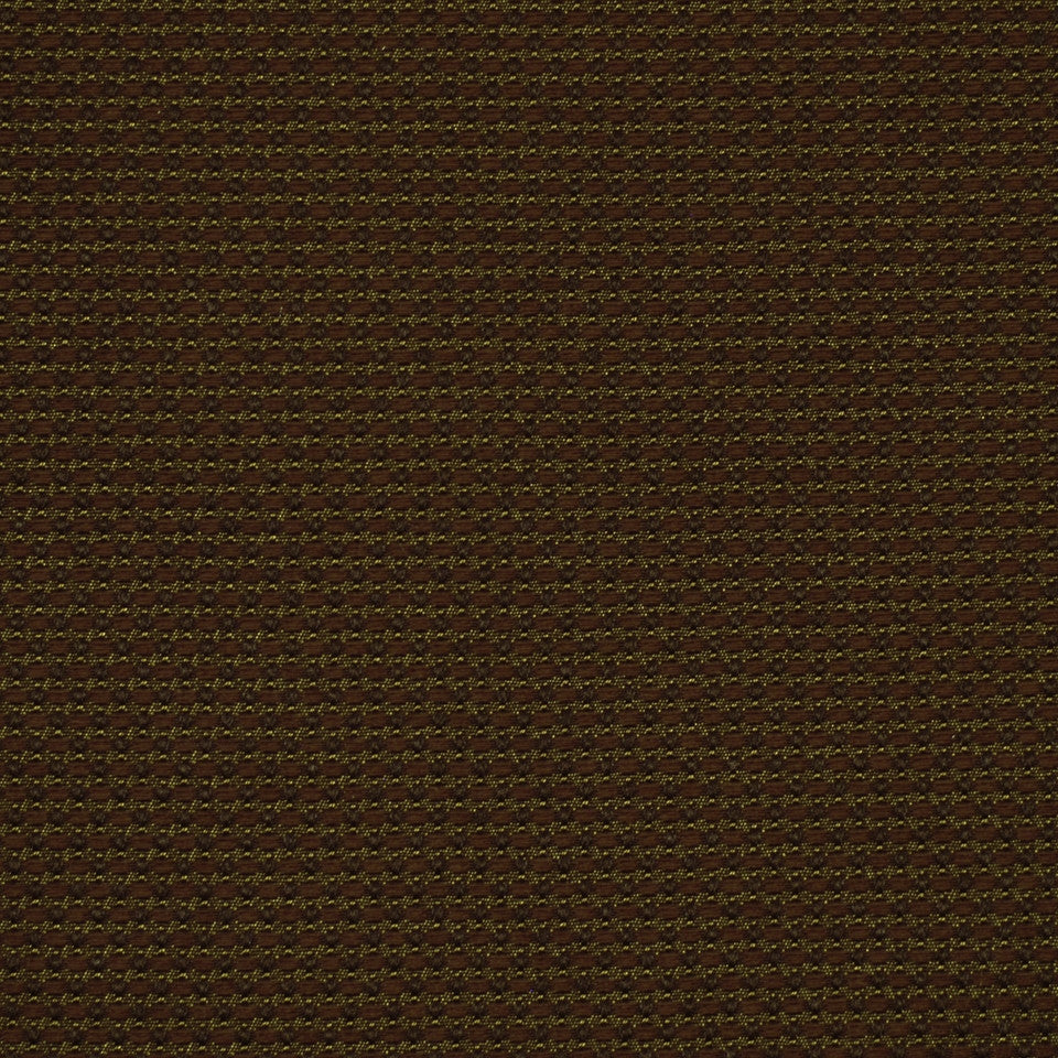 CORPORATE BINDER: UPHOLSTERY SOLIDS AND TEXTURES/ECO UPHOLSTERY II Basket Stitch Fabric - Copper