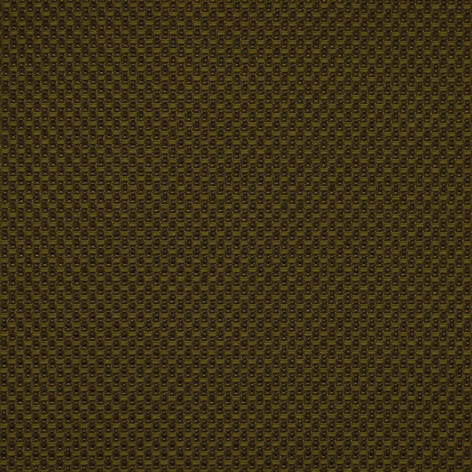 CORPORATE BINDER: UPHOLSTERY SOLIDS AND TEXTURES/ECO UPHOLSTERY II Basket Stitch Fabric - Java