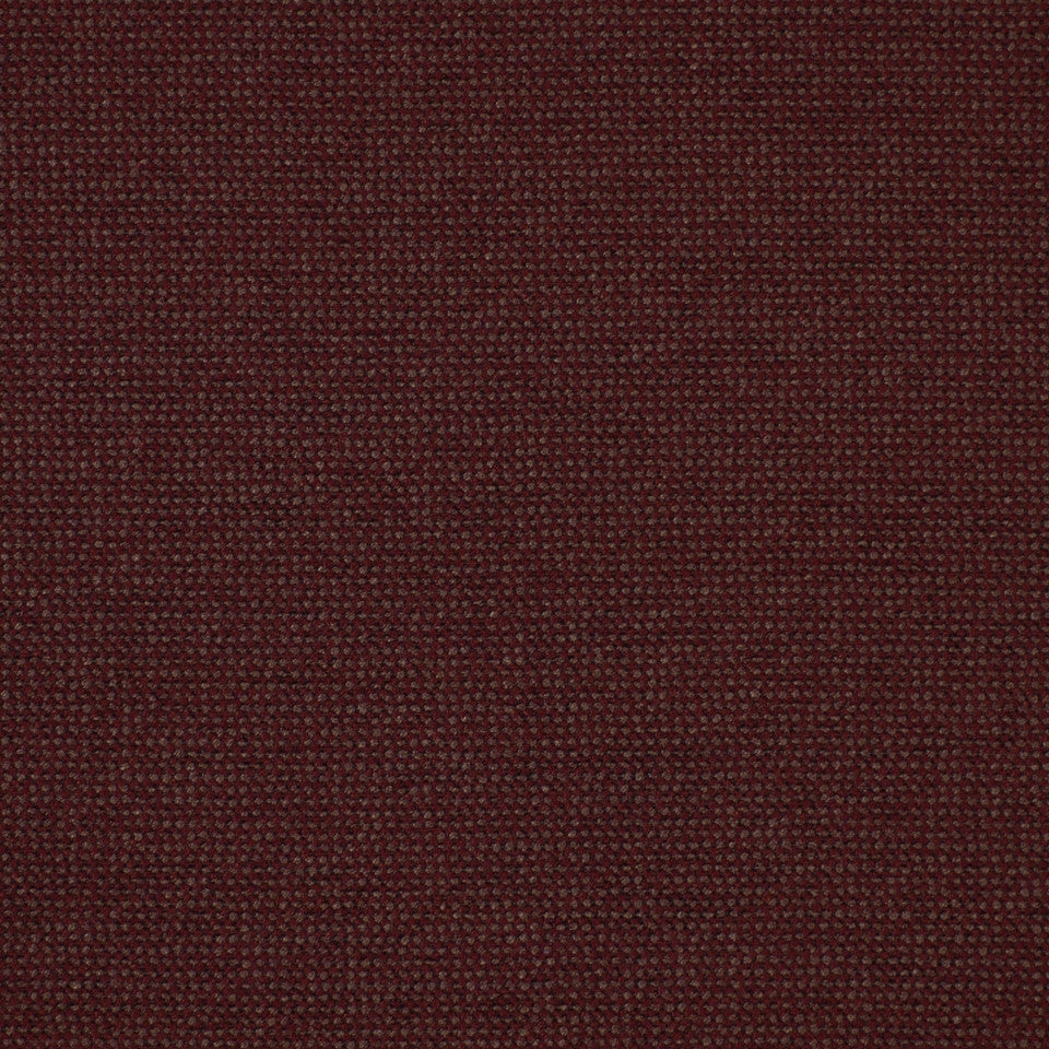 CORPORATE BINDER: UPHOLSTERY SOLIDS AND TEXTURES/ECO UPHOLSTERY II Melange Tweed Fabric - Berry