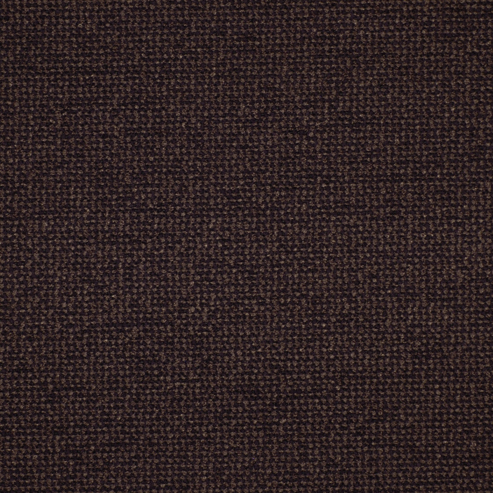 CORPORATE BINDER: UPHOLSTERY SOLIDS AND TEXTURES/ECO UPHOLSTERY II Melange Tweed Fabric - Aubergine