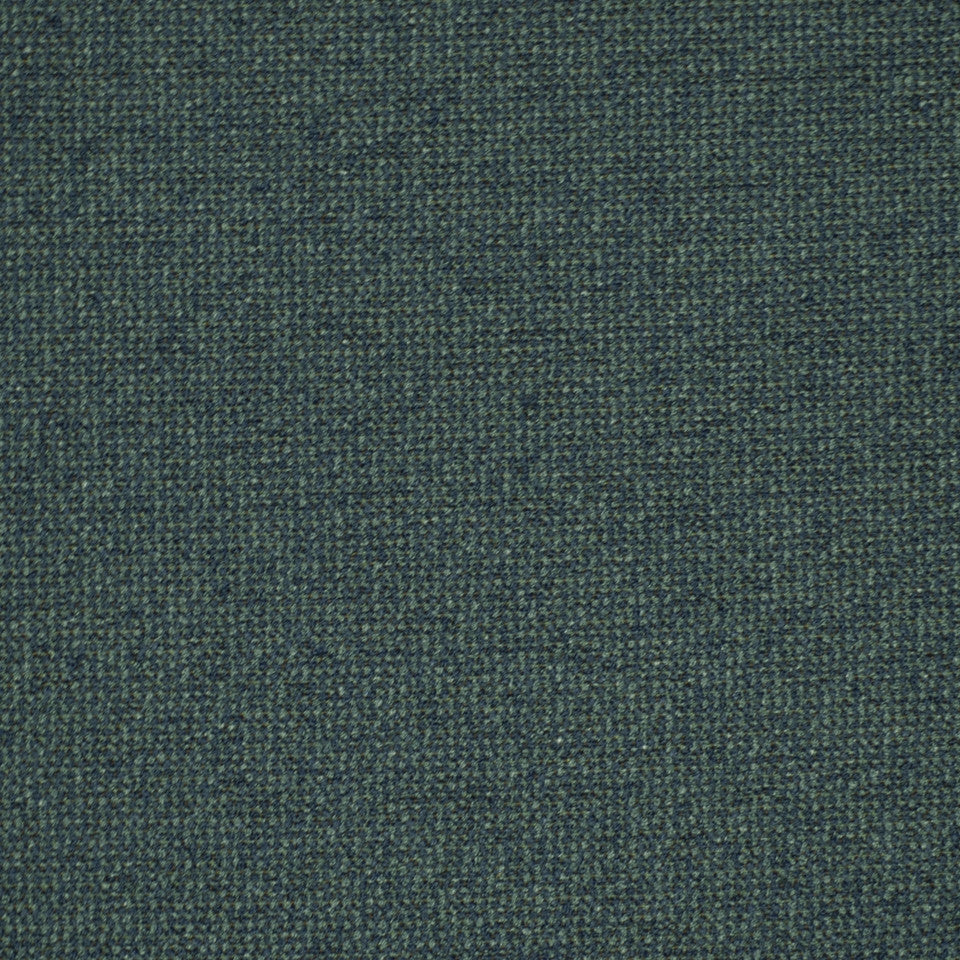 CORPORATE BINDER: UPHOLSTERY SOLIDS AND TEXTURES/ECO UPHOLSTERY II Melange Tweed Fabric - Peacock