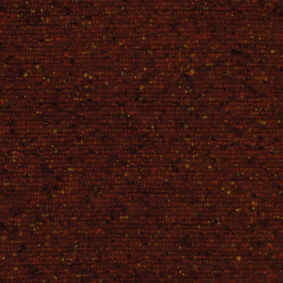 CORPORATE BINDER: UPHOLSTERY SOLIDS AND TEXTURES/ECO UPHOLSTERY II Uptown Tweed Fabric - Flame