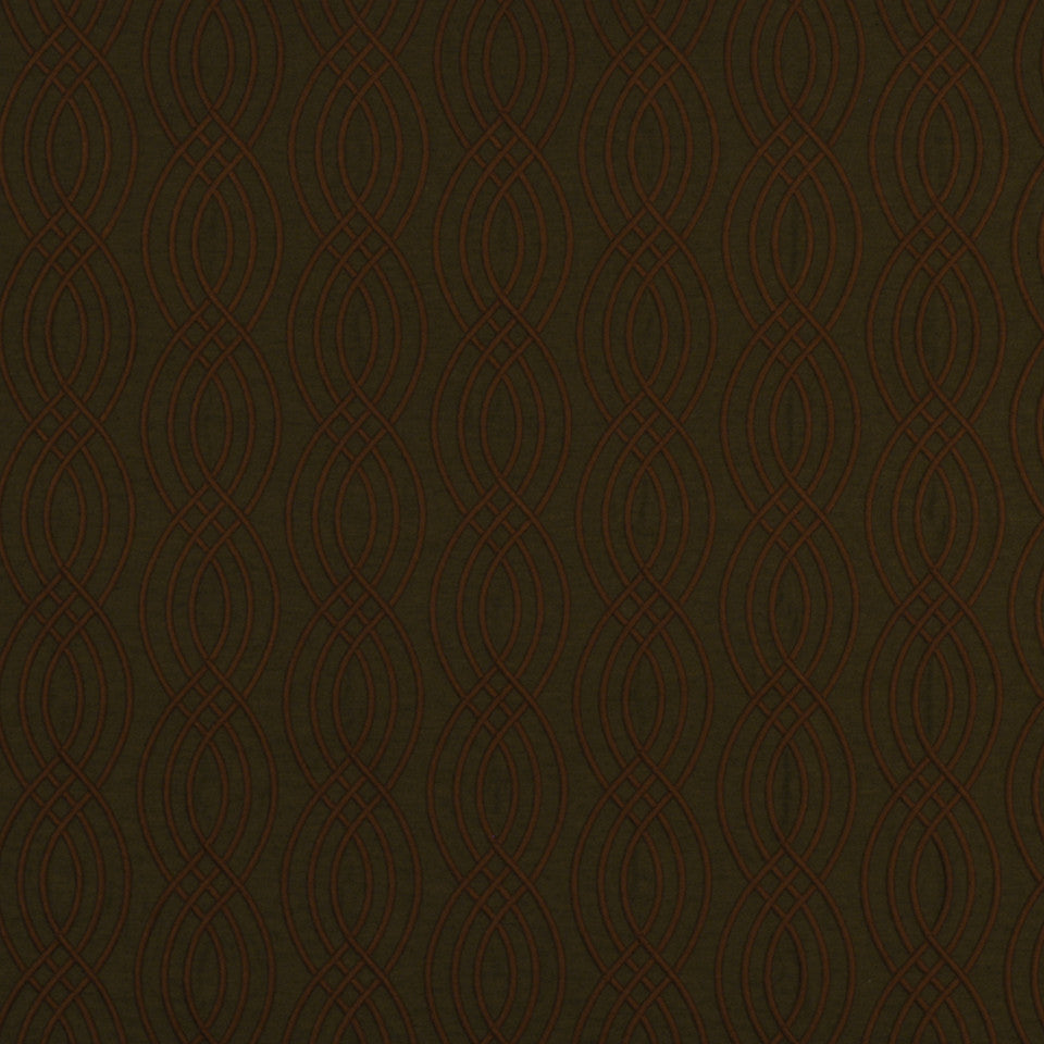 NEUTRALS Damiana Fabric - Rust