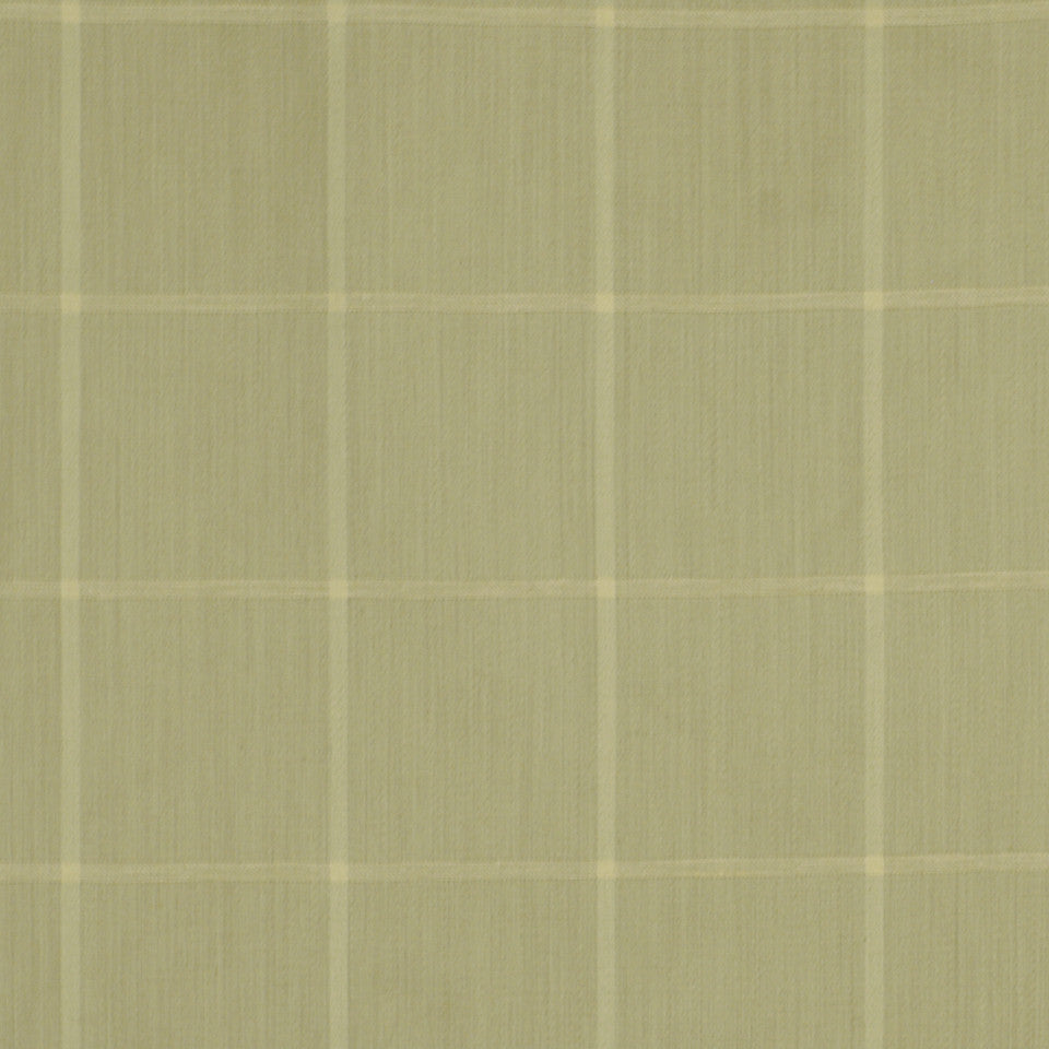 SEAGLASS Wood Avens Fabric - Ming Green