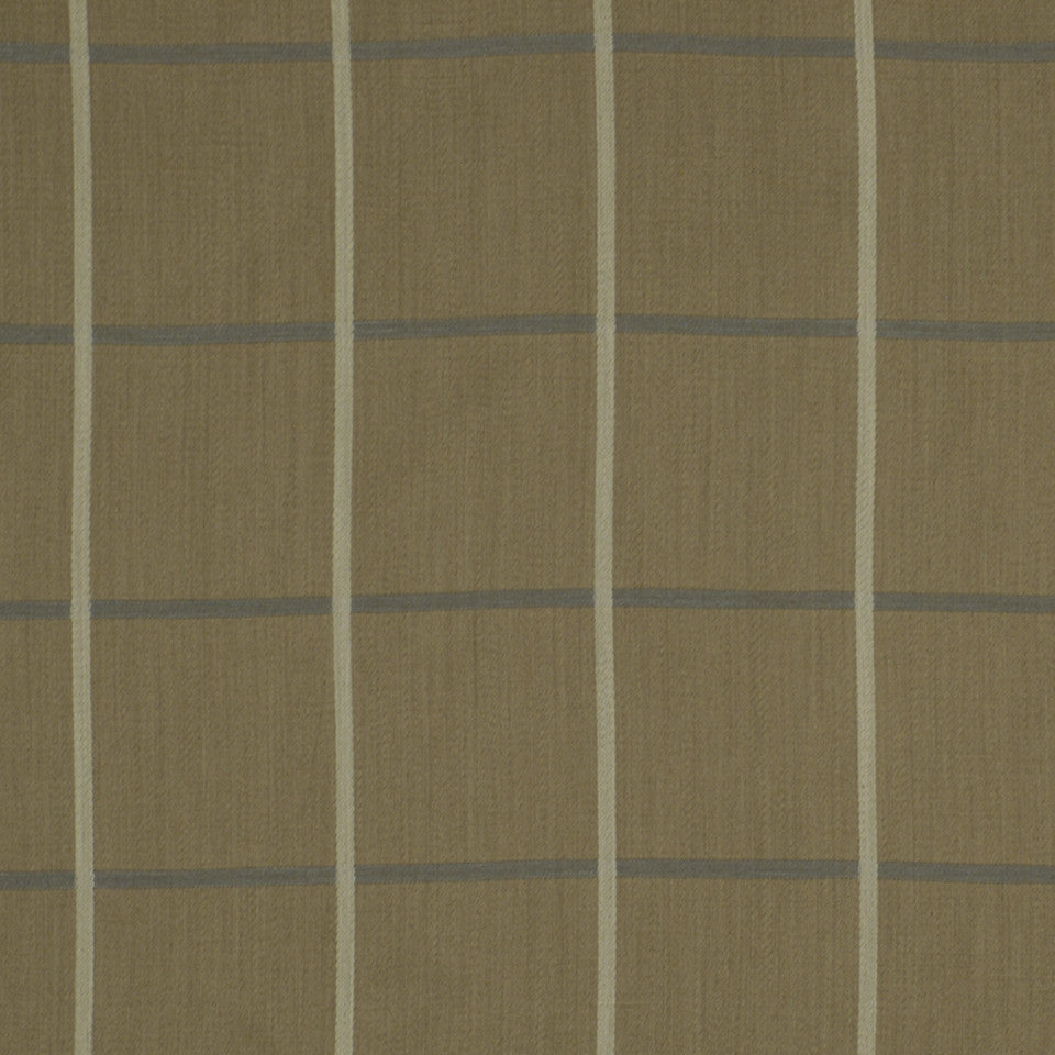 NEUTRALS Wood Avens Fabric - Light Taupe