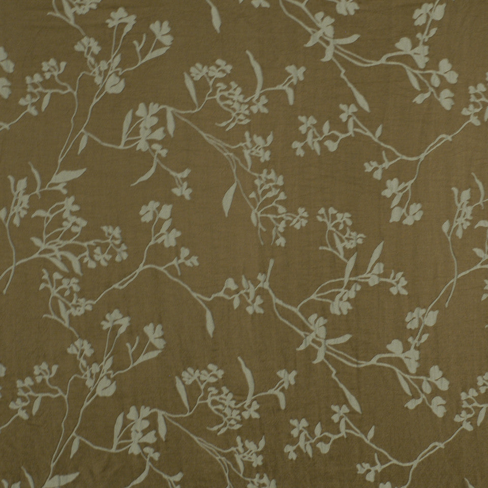 NEUTRALS Thale Cress Fabric - Light Taupe