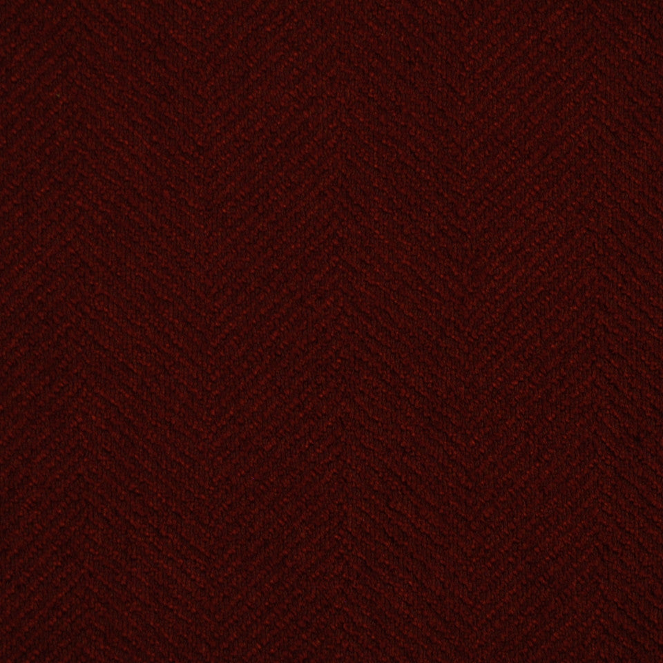 PERFORMANCE TEXTURES Orvis Fabric - Scarlet