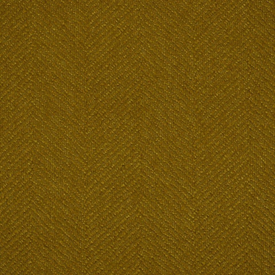 PERFORMANCE TEXTURES Orvis Fabric - Mustard