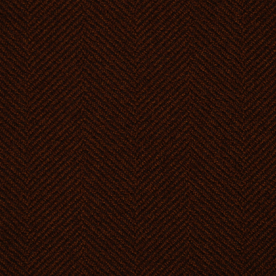PERFORMANCE TEXTURES Orvis Fabric - Brandy