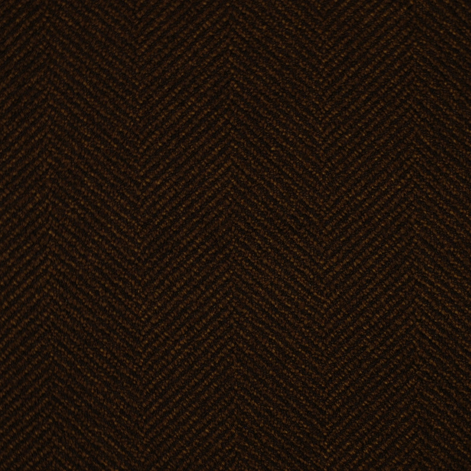 PERFORMANCE TEXTURES Orvis Fabric - Cognac