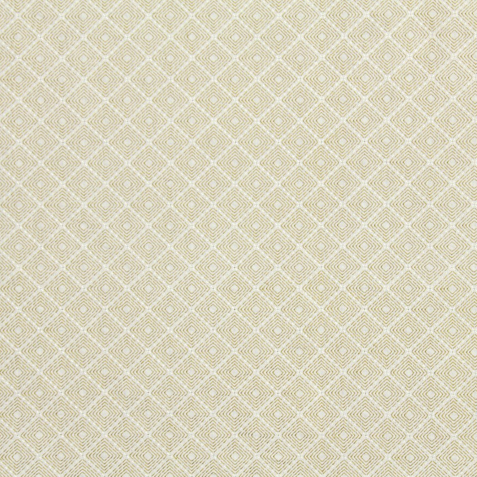 LARRY LASLO RUSTIC CHIC Artisinal Fabric - Lemon Curry